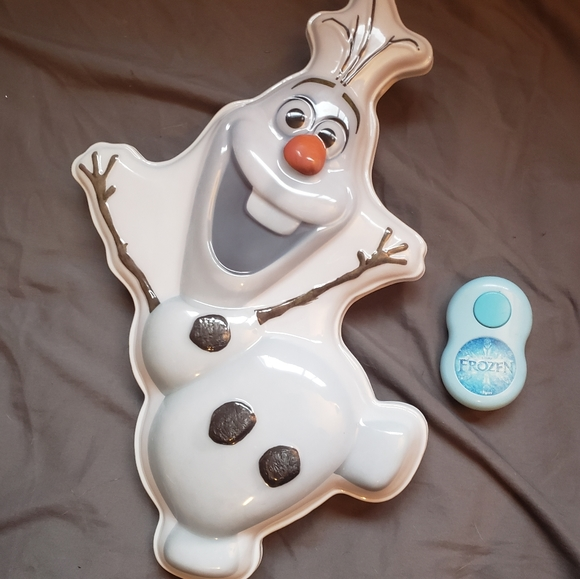 3 for 35! Olaf talking wall light